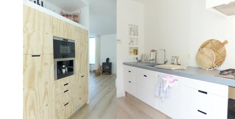 Marloes wonen – diy keuken