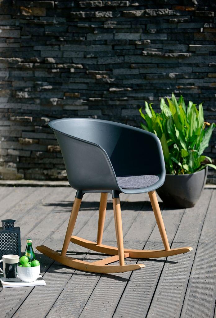 Fonkelnieuw JYSK schommelstoel voor buiten (of binnen, dat kan natuurlijk ook EN-11